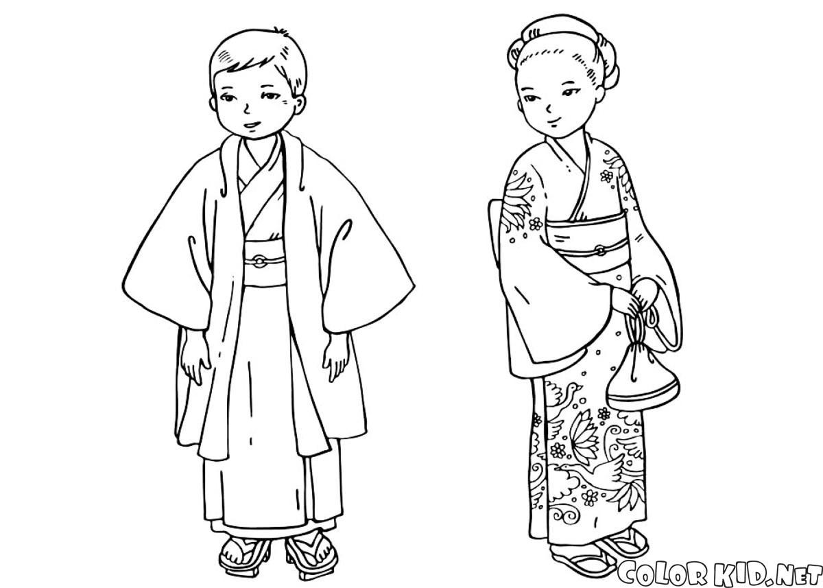 Japońskie dzieci
