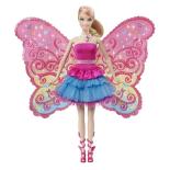 Jasnowłosa Barbie