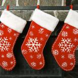 Skarpety bożonarodzeniowe