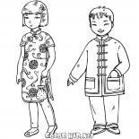 Chińskie dzieci